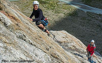 Klettergurt Für Mehrseillängen : Lernen mehrseillängen routen zu klettern grundlagen und