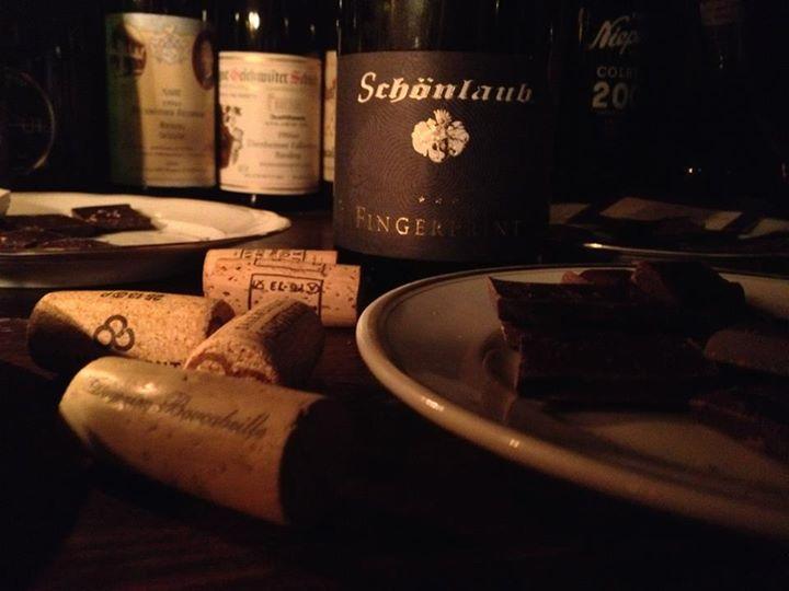 Internationale Wein- & Schokoladenverkostung