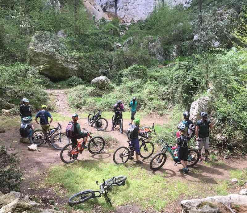 Finale Ferien, Bike Camp, Bike Touren, Gruppen Ferien
