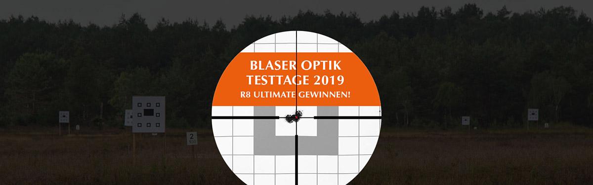 Blaser Optik Testtage 2019