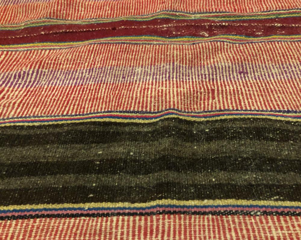 Boden-Decke Peru rot