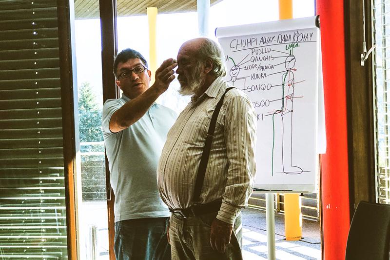 Inka-Pfade Kurs mit Juan Nuñez del Prado