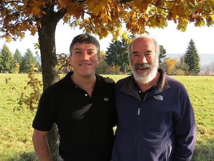 Ivan und Juan Nuñez del Prado