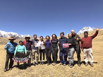 Magisches Peru Hochanden - Tag 1