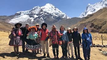 Teilnehmer von Magisches Peru