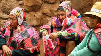 Wissen teilen mit Inka-Meistern in Peru