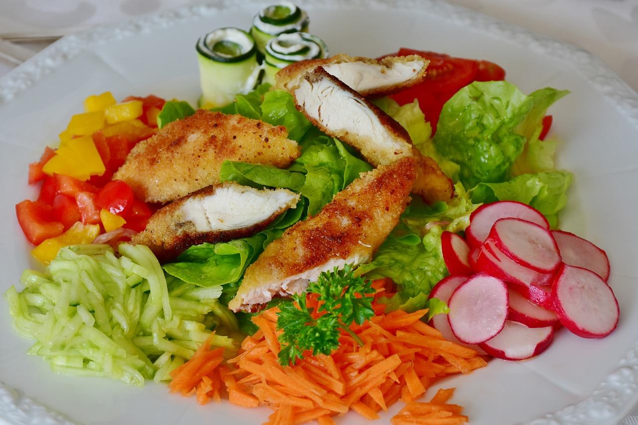 Salat Ernährung