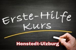 06.11.2021 - Erste- Hilfe-Kurs Henstedt-Ulzburg -
