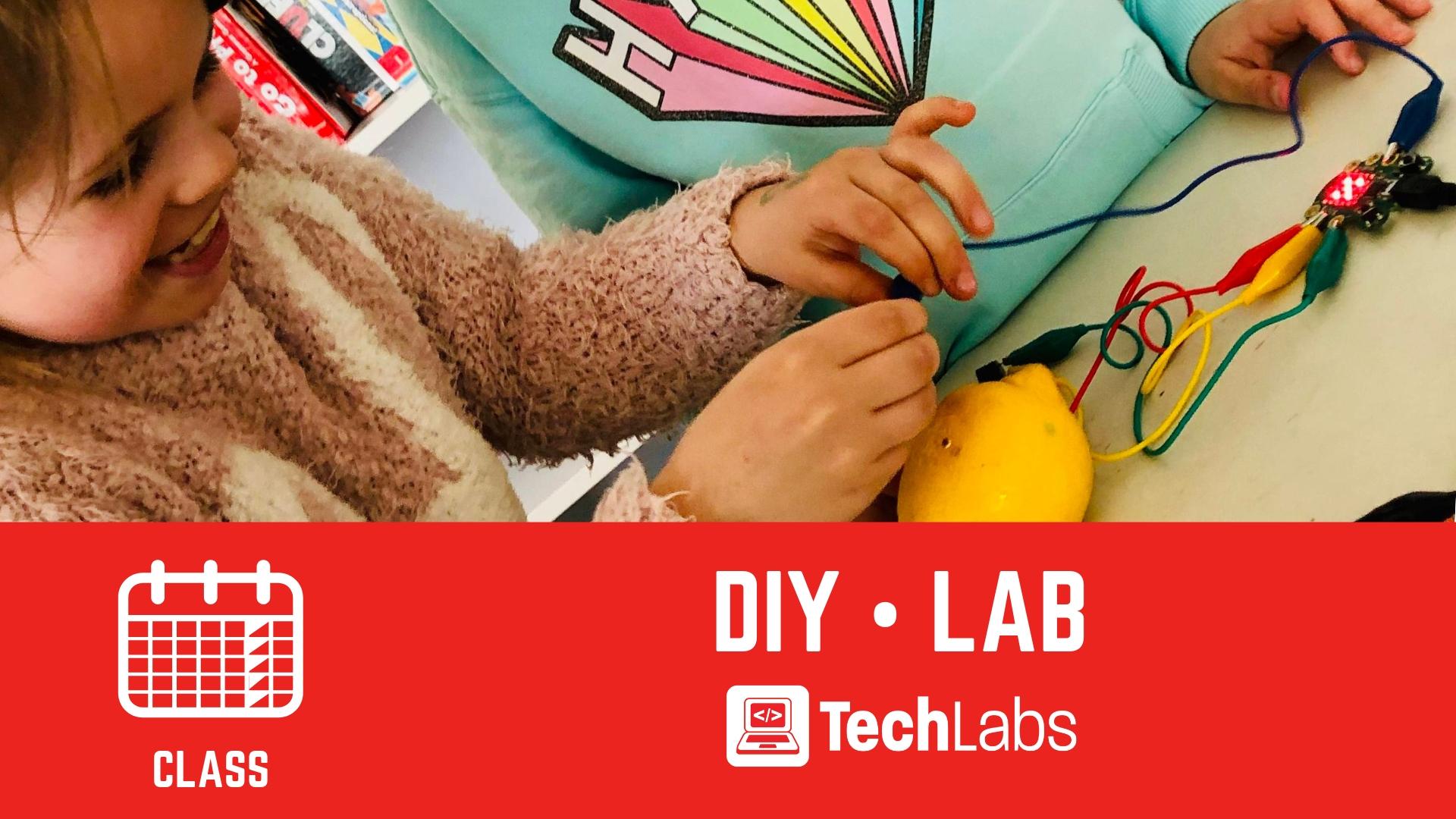 TechLabs   DIY Lab   Camp
