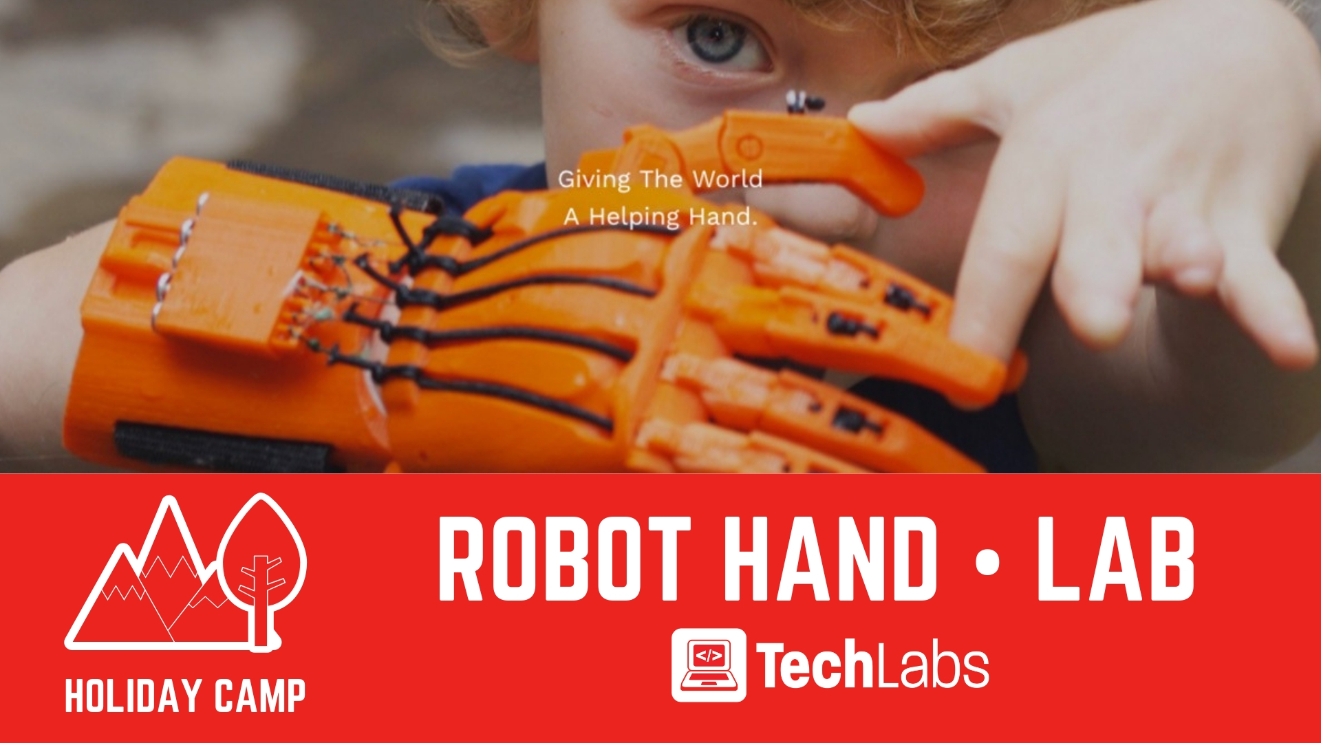 TechLabs | Camp | Robot Hand