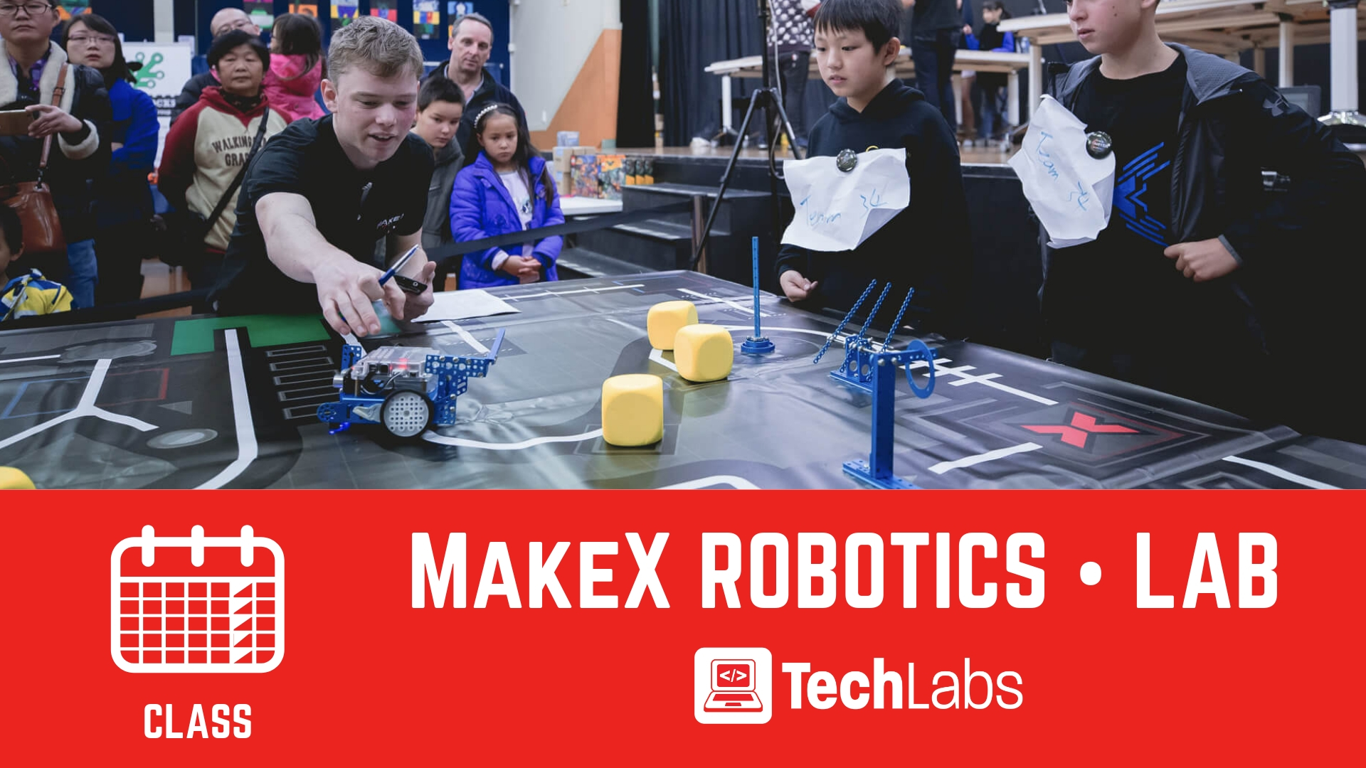 TechLabs | MakeX Robotics Lab | Class