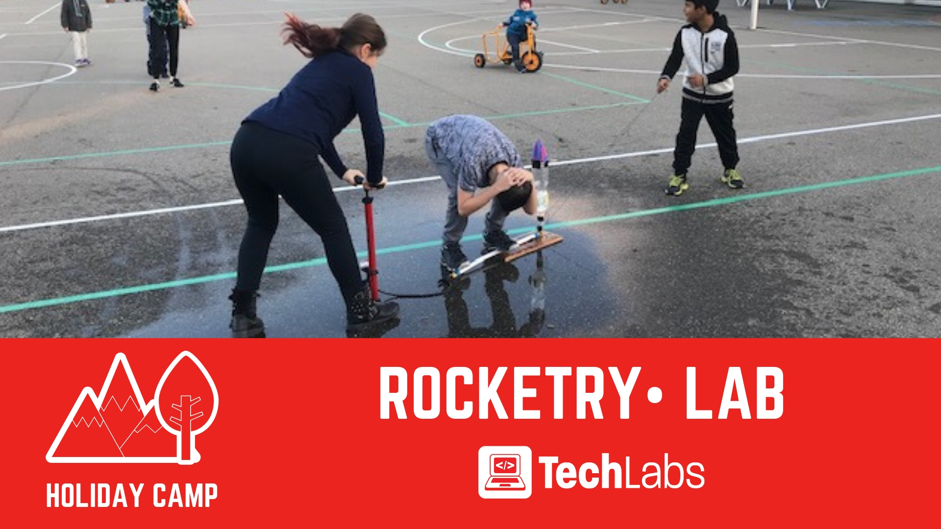 TechLabs | Camp | Rocketry Lab
