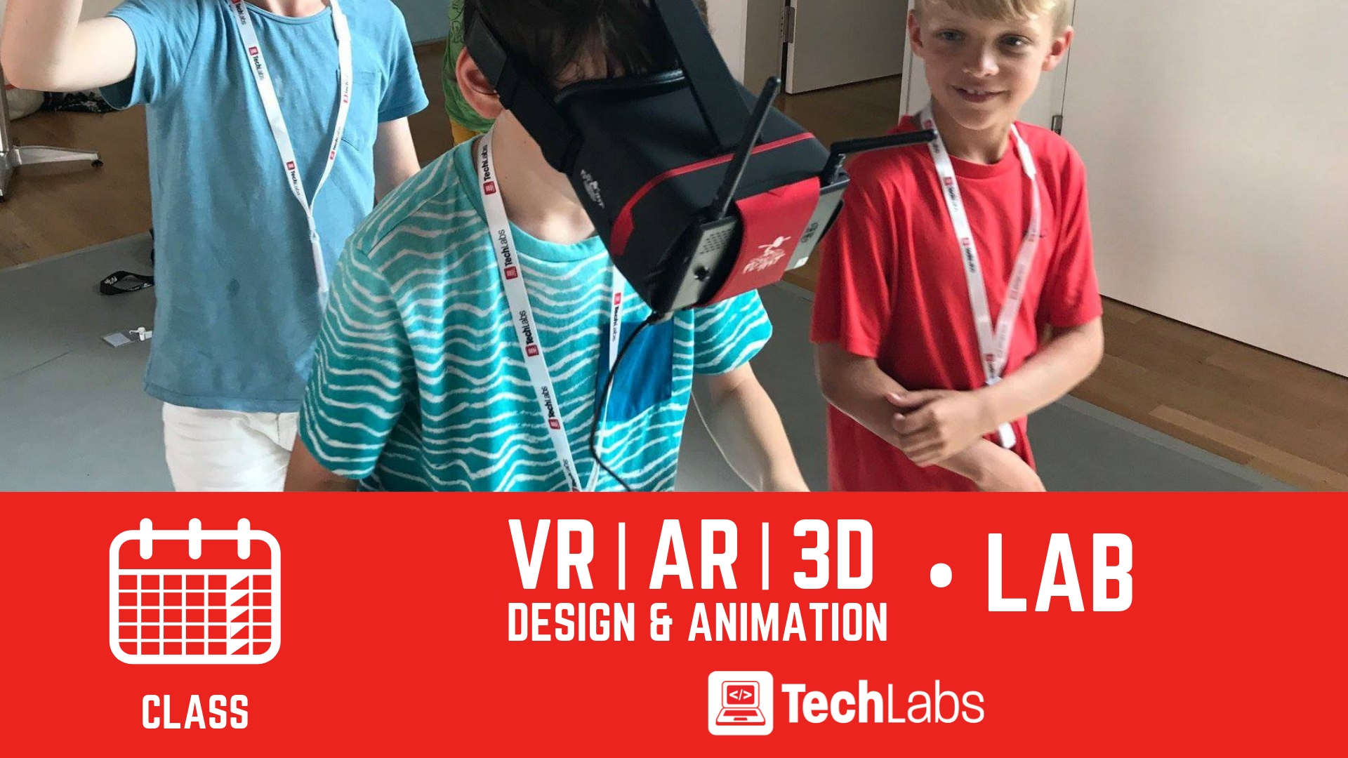 TechLabs | VR.AR.3D Design & Animation Lab | Camp