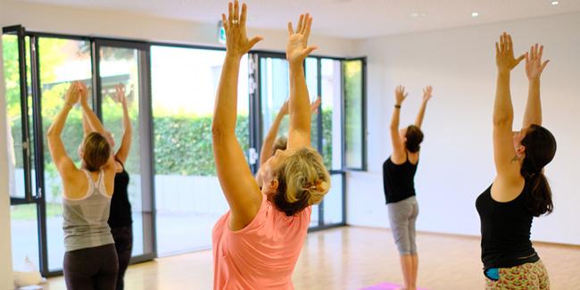 Yoga Workshop Karlsruhe 108 Wake Up Sonnengrüße zur Sommersonnenwende