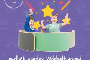 Wobbelturnen® Kids (2-6) ab 03.11.2021