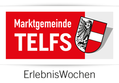 Logo Erlebniswochen Telfs