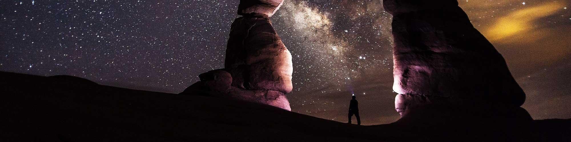 Mystical Journey, Unter den Sternen